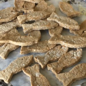 healthy tuna dog treats